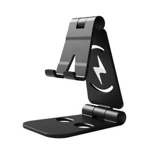 Universal Phone Holder Lazy Double Adjustable Charging Base Desktop Tablet Stand