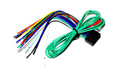 WIRE HARNESS  FOR JVC KW-AVX740 KWAVX740 *PAY TODAY SHIPS TODAY*