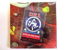 D.R.I. LIVE AT THE RITZ 1987 LP NEW 2017 SEALED THRASH METAL / SKATE CORE
