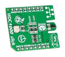 MCU/Pr/DSC/DSP/FPGA KIT DI SVILUPPO-ADD-ON BOARD hdc1000 Fare Clic