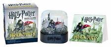 Harry Potter Hogwarts Castle Snow Globe and Sticker Kit (2013, Mixed Media)