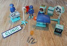 Playmobil 3981 Hospital Doctor Clinic Vintage
