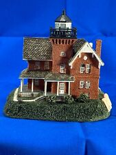 Signed Harbour Lights Sea Girt Retired New Jersey 1999 Lighthouse #509