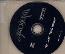 Blackend(CD Single)The Last Thing Undone-