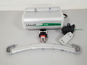 Likorall 242S R2R Altillo 200kg Paciente Elevador Discapacitados Cabrestante