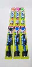 Dentek Orabrush Tongue Cleaner Scraper Brush Assorted  6 Count