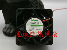Nidec UItraFIo U60T24MS3A7-51 24V 0.09A Chassis Inverter Cooling fan