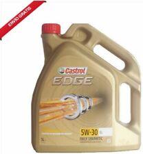 Castrol Edge Titanium FST 5W30 LL 5L - Aceite Lubricante para coche
