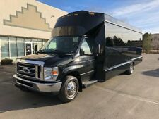 2011 Ford E450 Limo Bus Party Bus Limousine