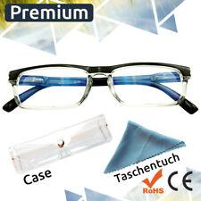 Fernbrille Ersatzbrille Notbrille Brille kurzsichtig bis -4,5 moderne Design TOP