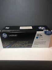 Q3971A 123A Genuine HP Cyan Toner Color LaserJet 2500L 2550LN 2550 2800 2820 @
