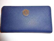 DKNY Leather Zip-Around Women's Purses & Wallets