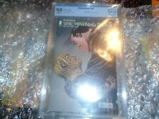 The Walking Dead #156 CBCS 9.8 Not CGC Key Issue Alpha Death