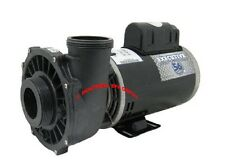 Waterway spa pump, 4.5 Hp Executive 48 frame, 2speeds, 230V, Part # 3421821-1A