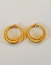 14K Gold Hoop Earrings - GREAT GIFT!!!
