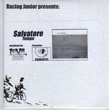 (DE481) Salvatore, Tempo - DJ CD
