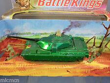 """MATCHBOX BATTLE KINGS MODEL No.K-103    """"CHIEFTAIN"""" BATTLE TANK      MIB"""