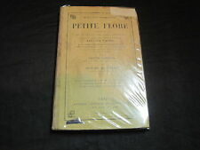 Gaston BONNIER/Georges de LAYENS: Petite Flore  (Scolaire) 1910