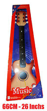 "Kids Childrens Guitar 26"" 1/4 Acoustic 6 String Musical Toy Instrument Junior"