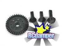HARD STEEL PINION DIFFERENTIAL DIFF RING GEAR TRAXXAS 1/10 E REVO 2.5 3.3 SUMMIT