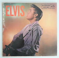 ELVIS PRESLEY Original Mono LP 1956 1st Press LPM-1382 Ad Back Bonus Rare Sleeve
