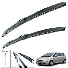 "Toyota Corolla Verso 2002-2009 hybrid wiper blades set of front 26"" 16"""