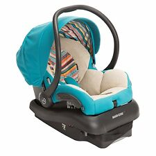 Maxi-Cosi Mico AP Air Protect Infant Baby Car Seat with Base Bohemian Blue NEW
