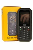 Brand New Caterpillar CAT B26 Dual-SIM 8MB Rugged IP68 Black Factory Unlocked
