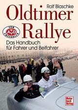 Oldtimer-Rallye Das Handbuch für Fahrer und Beifahrer Rennsport Autos Buch Book