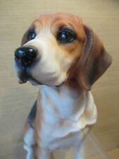 More details for new sitting beagle dog ornament