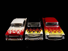 Flame Paint Masks for Revell 1/25 1955 - 56 - 57 Chevy