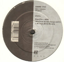 808 STATE - Pacific-909 (Mellow Birds Mega Edit) - Flying - 9031 70833-0 - Uk