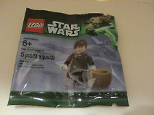 Lego Star Wars Exclusive Han Solo (Hoth) Minifigure