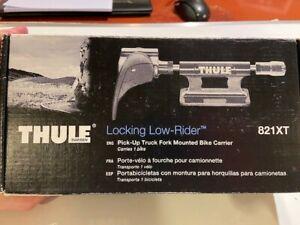 Thule 821XT Locking Low Rider Fork Mount Bike Carrier