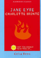 Jane Eyre: Introduced by Celia Rees (Classics), Bronte, Charlotte, Very Good Boo