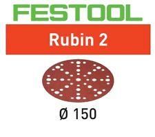 P80 Festool 575188 Multi Jet Stream Schleifscheiben Rubin2 diametro (5lc)
