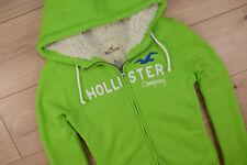 HOLLISTER Kapuzen - Pullover Gr. M > Company < Grün Damen Hoodie