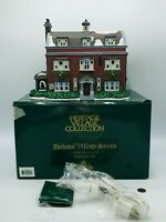 Department 56 Heritage Village Dickens 1997 6th Edition Gad's Hill 57535 Retired