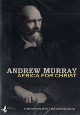 NEW Sealed Christian Documentary DVD! Andrew Murray: Africa for Christ