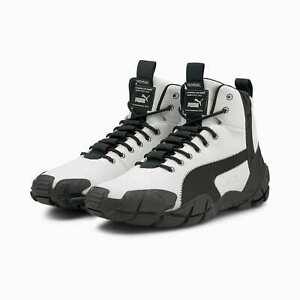 Puma x NEMEN Centaur Mid Leather Sneakers 375519-01 New with Box