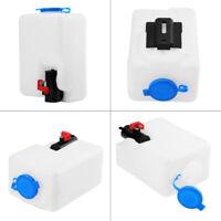Pare-Brise Voiture Kit de Réservoir Lave-Glace 12V Câblage Pompe Nettoyage Outil