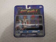 Capcom Street Fighter II Minimates Ryu & Akuma 2 Pack
