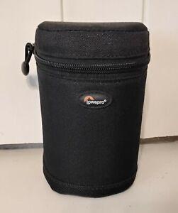 Lowepro 9 x 13cm Lens Case - Black