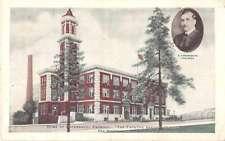 Des Moines Iowa The Farmers Service Station Antique Postcard J55018