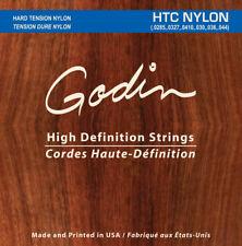 Godin corde in nylon per/strings for Godin MULTIAC e chitarra classica HTC