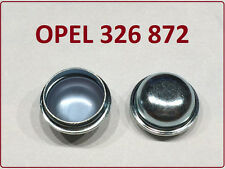 2 St. Fettkappe Kappe Radnabe vorn OPEL Corsa C / Meriva A ( 47mm )