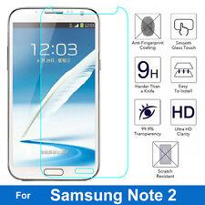 Nano-coated Tempered Glass Film for Samsung Galaxy  Note 2 II N7100 N7105