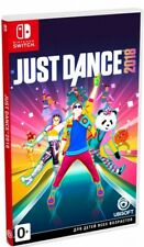 Just Dance 2018 Nintendo Switch (New  Factory Sealed)