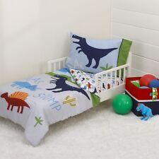 Parent's Choice Dinosaurs  4Piece Toddler Bedding Set Jurassic