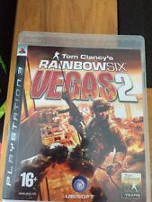 Tom Clancy's Rainbow Six Vegas 2 PS3 Playstation 3 **FREE UK POSTAGE**